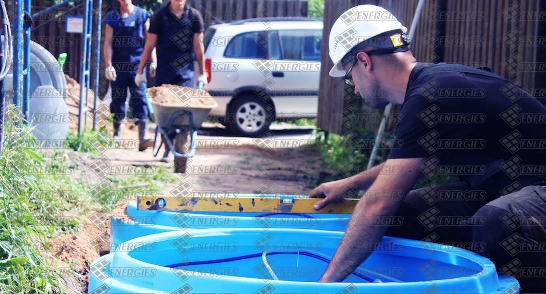 автономная канализация, системы очистки сточных вод, система очистки сточных вод, очистные сооружения, очистные сооружения АНА